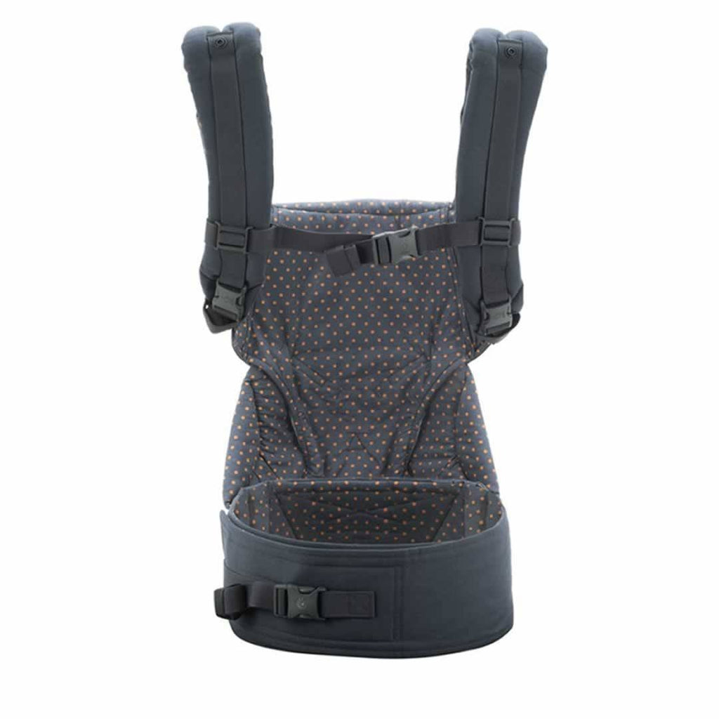 Baby Carriers - Ergobaby Four Position 360 Carrier - Dusty Blue