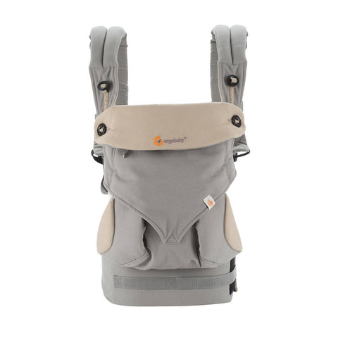 Ergobaby Four Position 360 Carrier - Grey - Baby Carriers - Natural Baby Shower