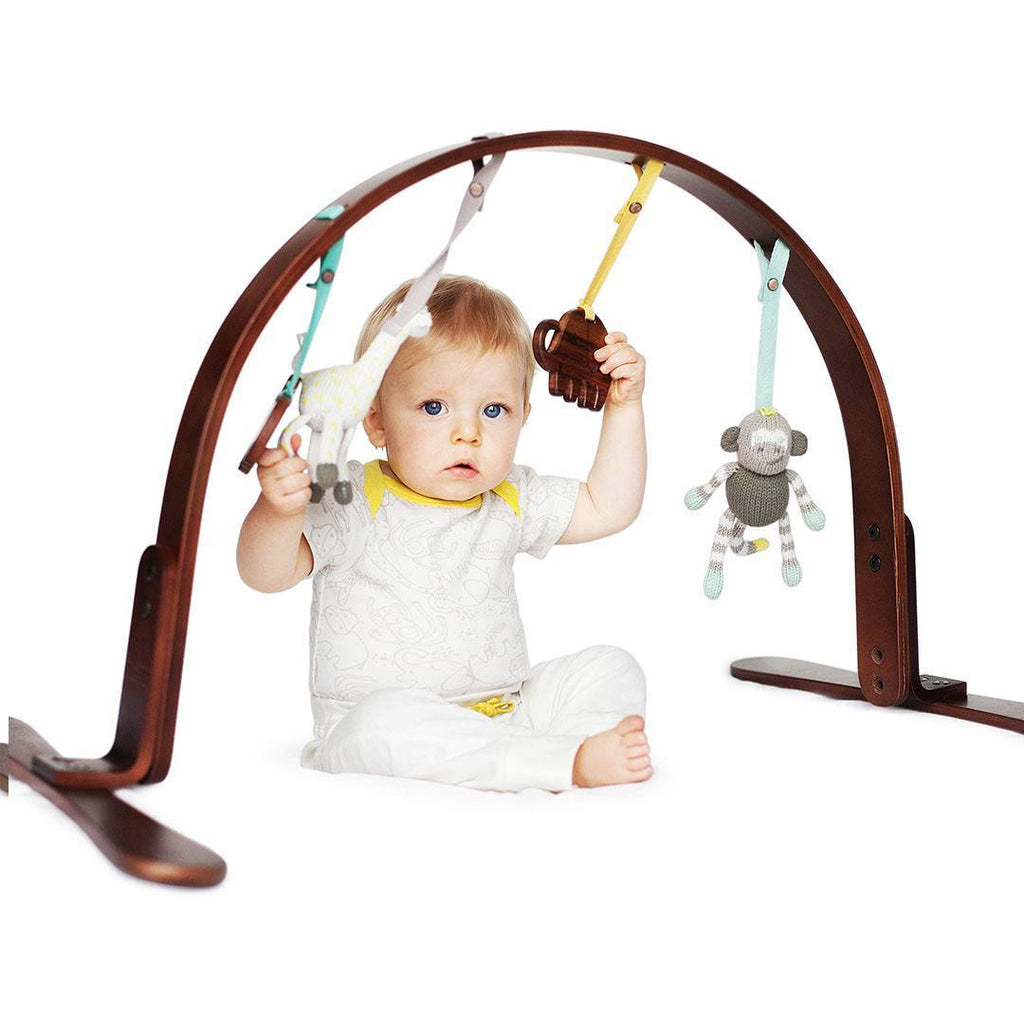 Baby Gyms - Finn + Emma Play Gym - Jungle Dark