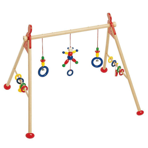 Baby Gyms - Heimess Wooden Baby Gym - Bear
