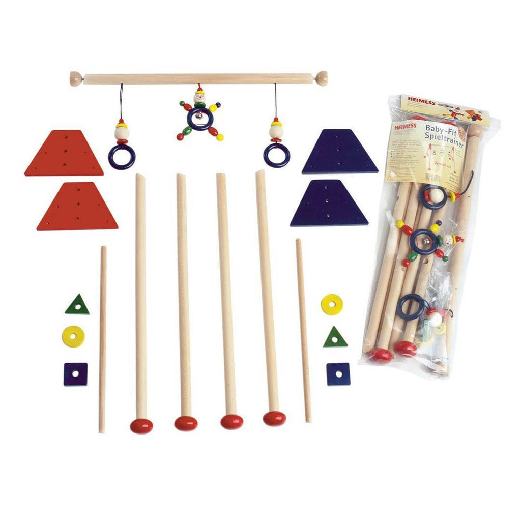 Baby Gyms - Heimess Wooden Baby Gym - Self Assembly
