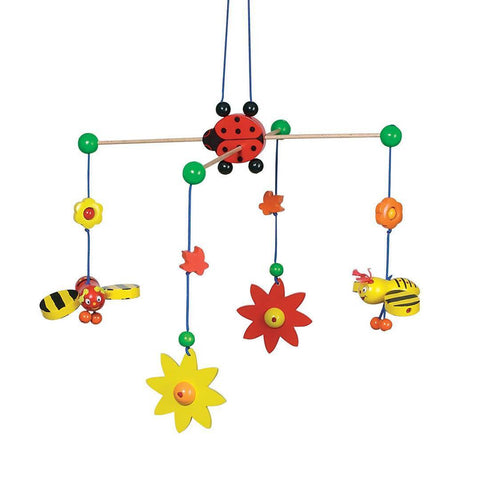 Heimess Buzzy Bee Mobile - Baby Mobiles - Natural Baby Shower