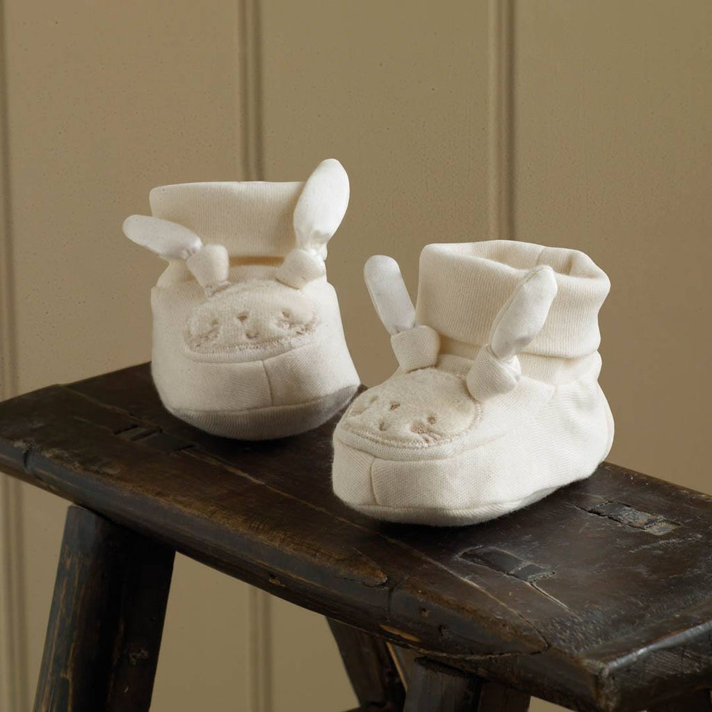 Baby Shoes & Booties - Natures Purest Bunny Booties - Pure Love