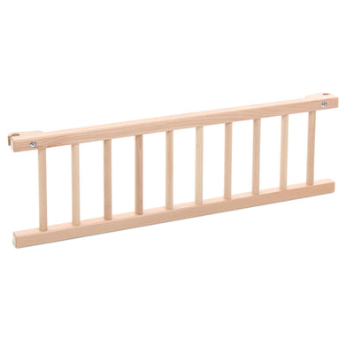 BabyBay Maxi/Boxspring Side Rail - Varnished Beech-Side Bars-Default- Natural Baby Shower