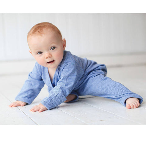 Merino Kids Essentials All-in-One - Banbury - Babygrows & Sleepsuits - Natural Baby Shower