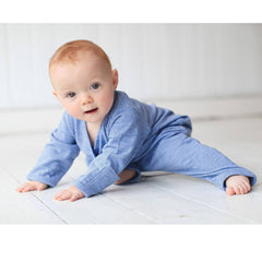Babygrows & Sleepsuits - Merino Kids Essentials All-in-One - Banbury