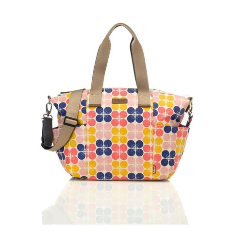 Babymel Changing Bag - Evie - Fruity Floral Dot