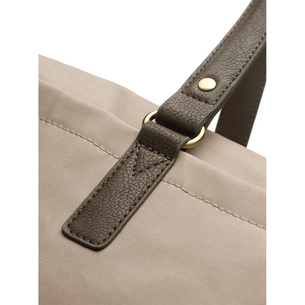 Babymel Changing Bag Millie Fawn Strap Detail