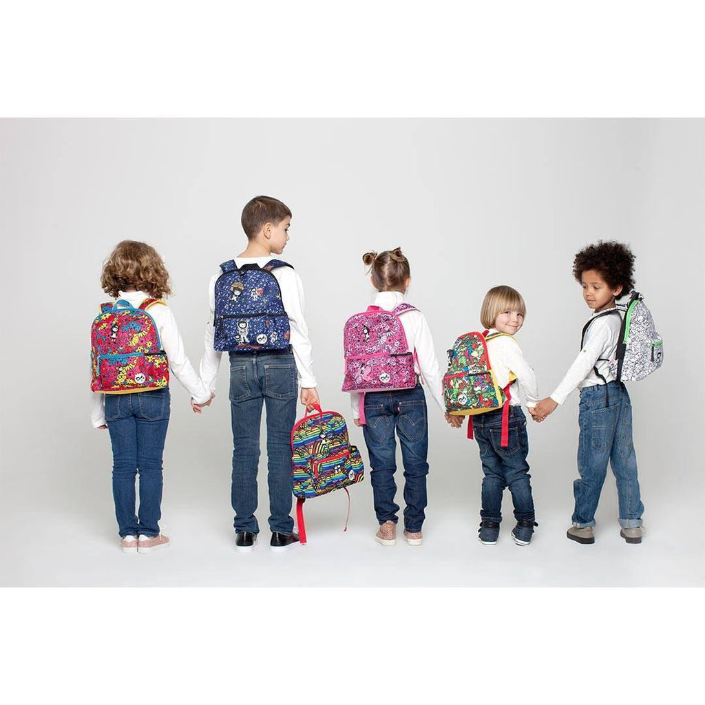Babymel Kid's Backpack - Zip & Zoe - Spaceman Lifestyle