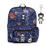 Babymel Kid's Backpack - Zip & Zoe - Spaceman