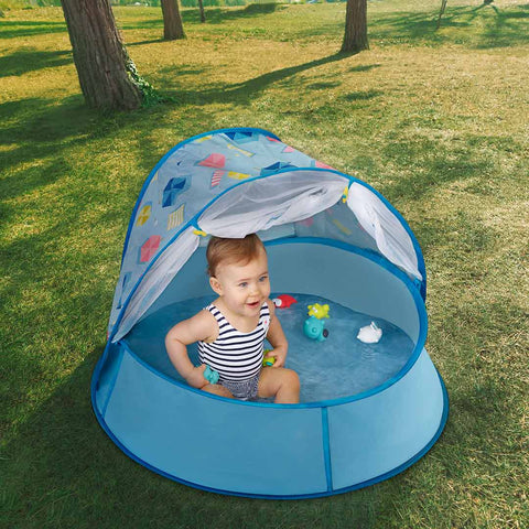 babymoov Aquani 3-in-1 Playpen-Suncare & Protection- Natural Baby Shower