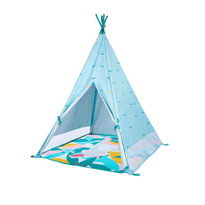 babymoov Badabulle Teepee-Play Sets- Natural Baby Shower