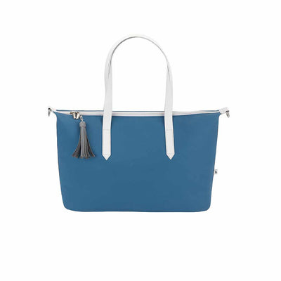babymoov Champs-Elysees Changing Bag - Mineral Blue-Changing Bags- Natural Baby Shower