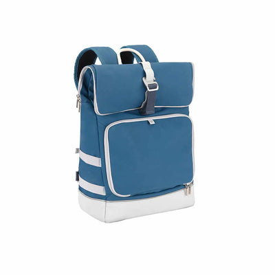 babymoov Le Sancy Changing Bag - Mineral Blue-Changing Bags- Natural Baby Shower