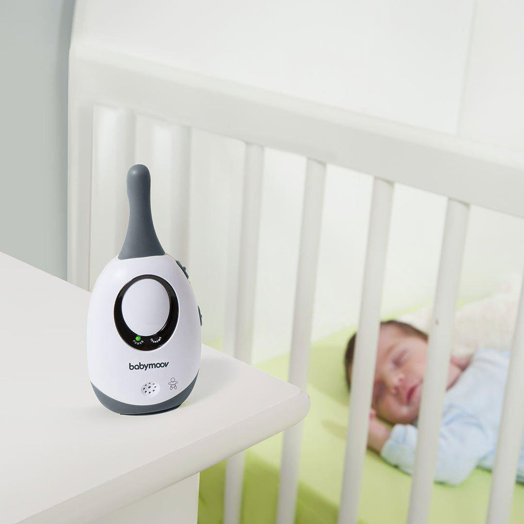 babymoov Simply Care Baby Monitor - Black-Baby Monitors-Default- Natural Baby Shower