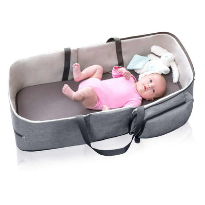 babymoov Travelnest - Smokey-Carrycots-Default- Natural Baby Shower
