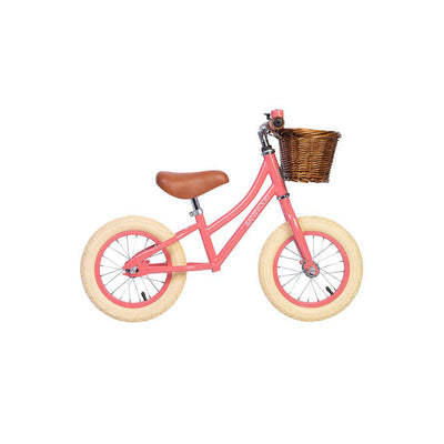Banwood Balance Bike First Go - Coral-Bikes & Scooters- Natural Baby Shower
