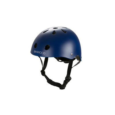 Banwood Helmet - Navy Blue-Helmets- Natural Baby Shower