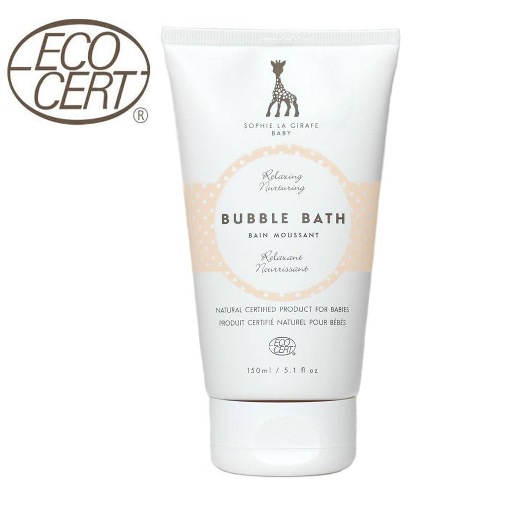 Bath & Wash - Sophie La Giraffe Skincare - Baby Bubble Bath 150ml