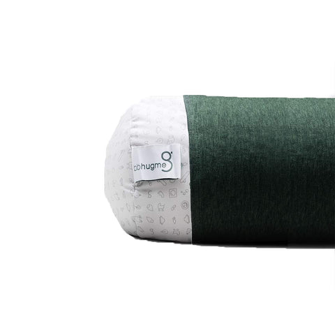 bbhugme Pregnancy Sleeve - Forest Green-Pregnancy Pillows-Forest Green- Natural Baby Shower