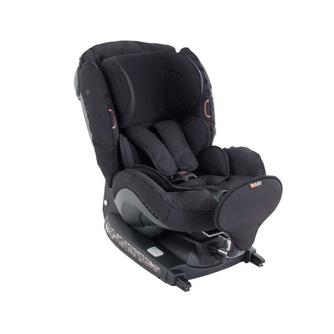 BeSafe iZi Kid X2 i-Size Car Seat - Black Cab-Car Seats- Natural Baby Shower