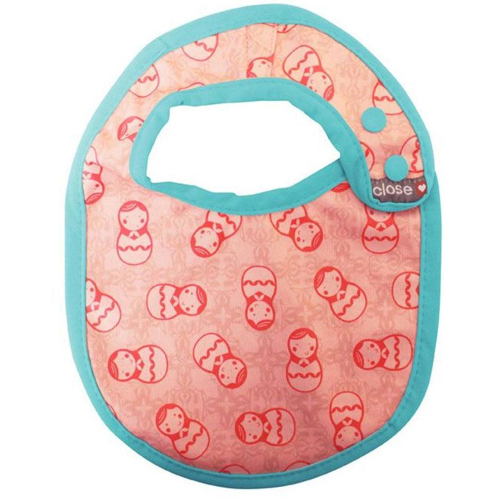 Bibs - Close Pop-in Bib (Stage 1) - Russian Doll