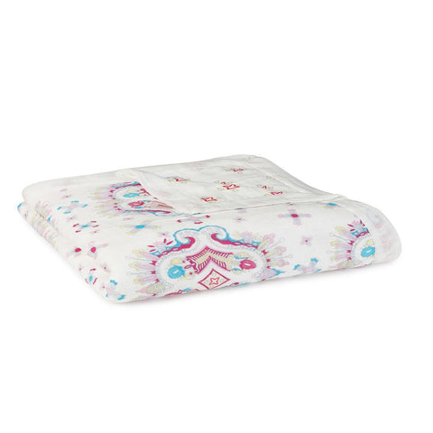 Blankets - Aden & Anais Bamboo Dream Blanket - Flower Child Kaleidoscope