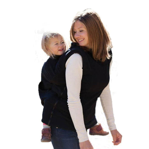 Baby Carriers - Boba Vest - Black