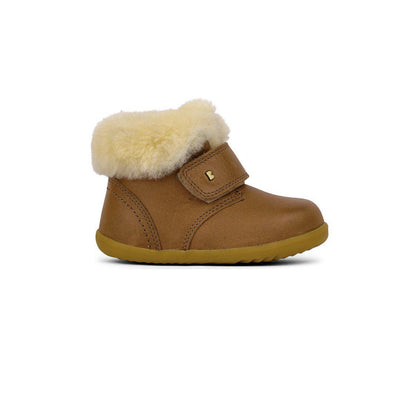 Bobux Step-Up Desert Arctic Boots - Caramel - 2020-Boots- Natural Baby Shower