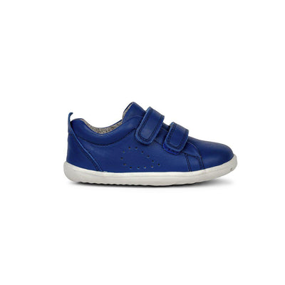 Bobux Step-Up Grass Court Trainers - Blueberry - 2020-Shoes- Natural Baby Shower
