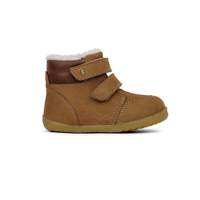Bobux Step-Up Timber Artic Boots - Mustard - 2020-Boots- Natural Baby Shower