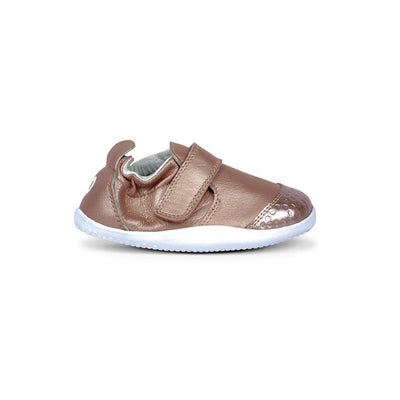 Bobux XP Go Trainers - Rose Gold-Shoes- Natural Baby Shower