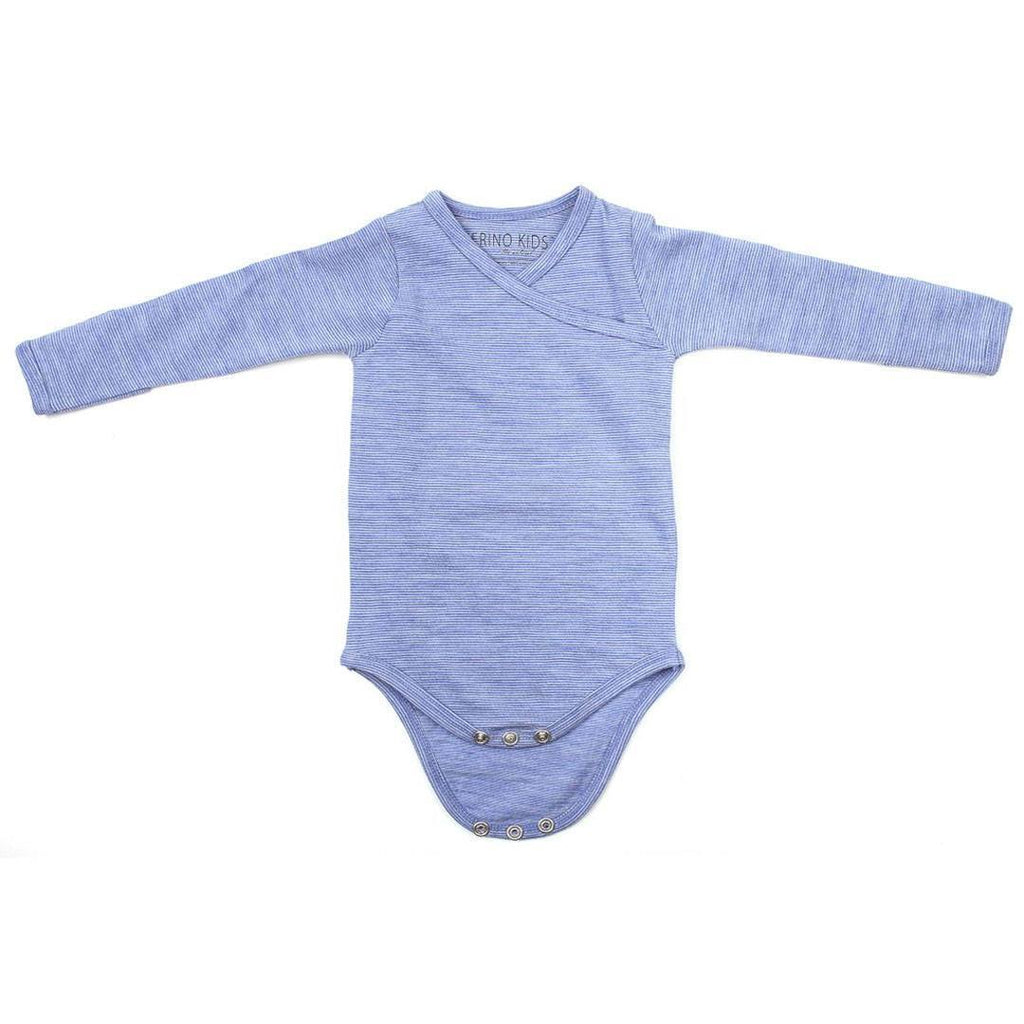 Merino Kids Essentials Bodysuit - Banbury-Bodysuits- Natural Baby Shower