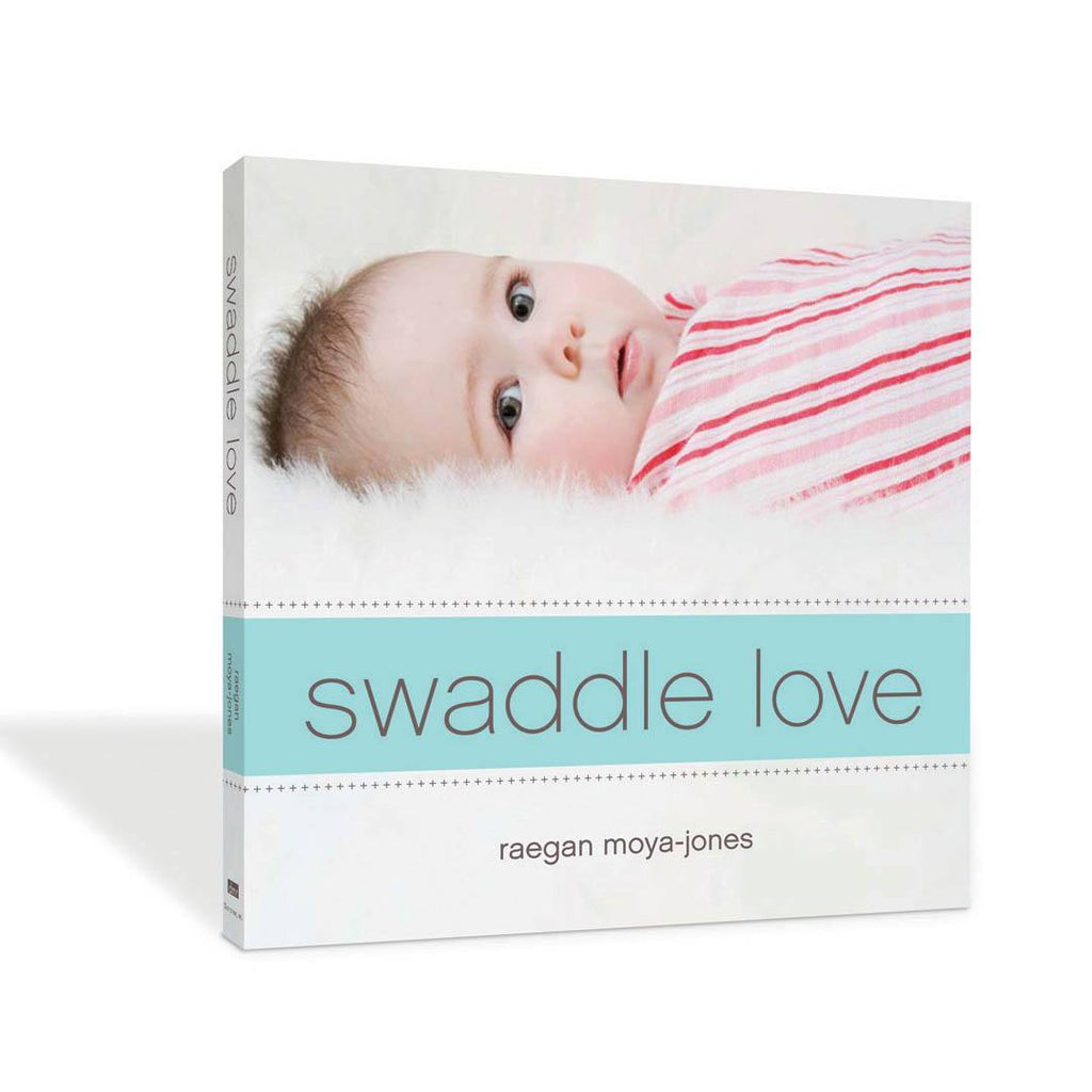 Books - Aden & Anais Swaddle Love Book - Raegan Moya-Jones