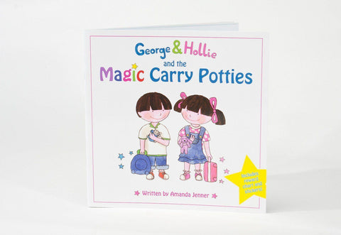 Books - My Carry Potty Training Book