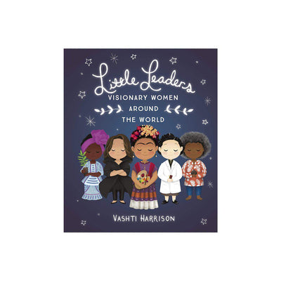 "Bookspeed Little Leaders: ""Visionary Women Around The World""-Books- Natural Baby Shower"