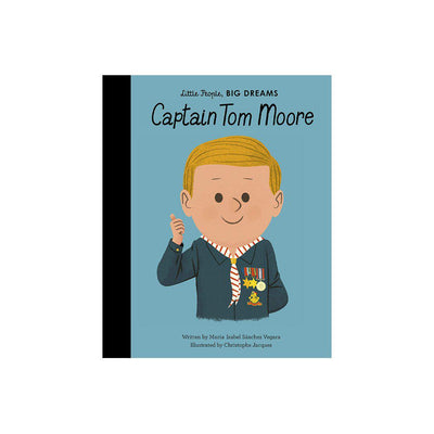 "Bookspeed Little People, Big Dreams: ""Captain Tom Moore"" Book-Books- Natural Baby Shower"