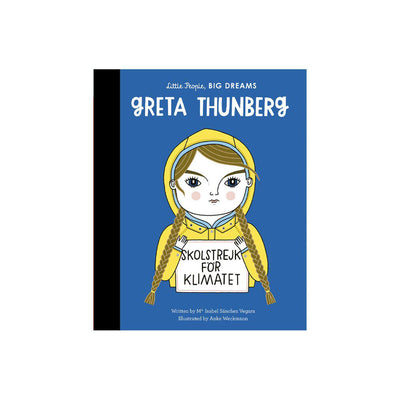 "Bookspeed Little People, Big Dreams: ""Greta Thunberg - My First"" Book-Books- Natural Baby Shower"
