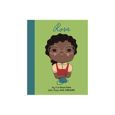"Bookspeed Little People, Big Dreams: ""Rosa Parks - My First"" Board Book-Books- Natural Baby Shower"