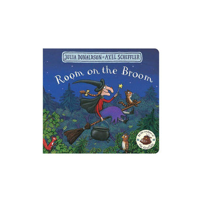 "Bookspeed ""Room on the Broom"" by Julia Donaldson-Books- Natural Baby Shower"