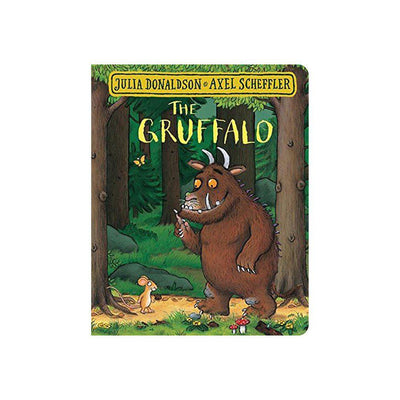 "Bookspeed ""The Gruffalo"" by Julia Donaldson-Books- Natural Baby Shower"