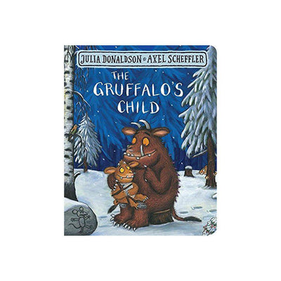 "Bookspeed ""The Gruffalo's Child"" by Julia Donaldson-Books- Natural Baby Shower"