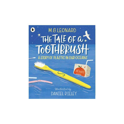 "Bookspeed ""The Tale of a Toothbrush"" by M.G. Leonard-Books- Natural Baby Shower"