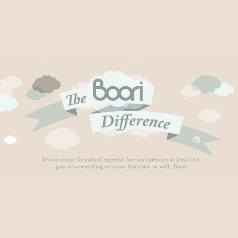 Boori Multi Item Assembly-Assembly- Natural Baby Shower