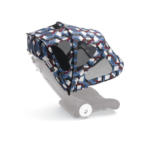 Bugaboo Bee5 Breezy Sun Canopy - Waves