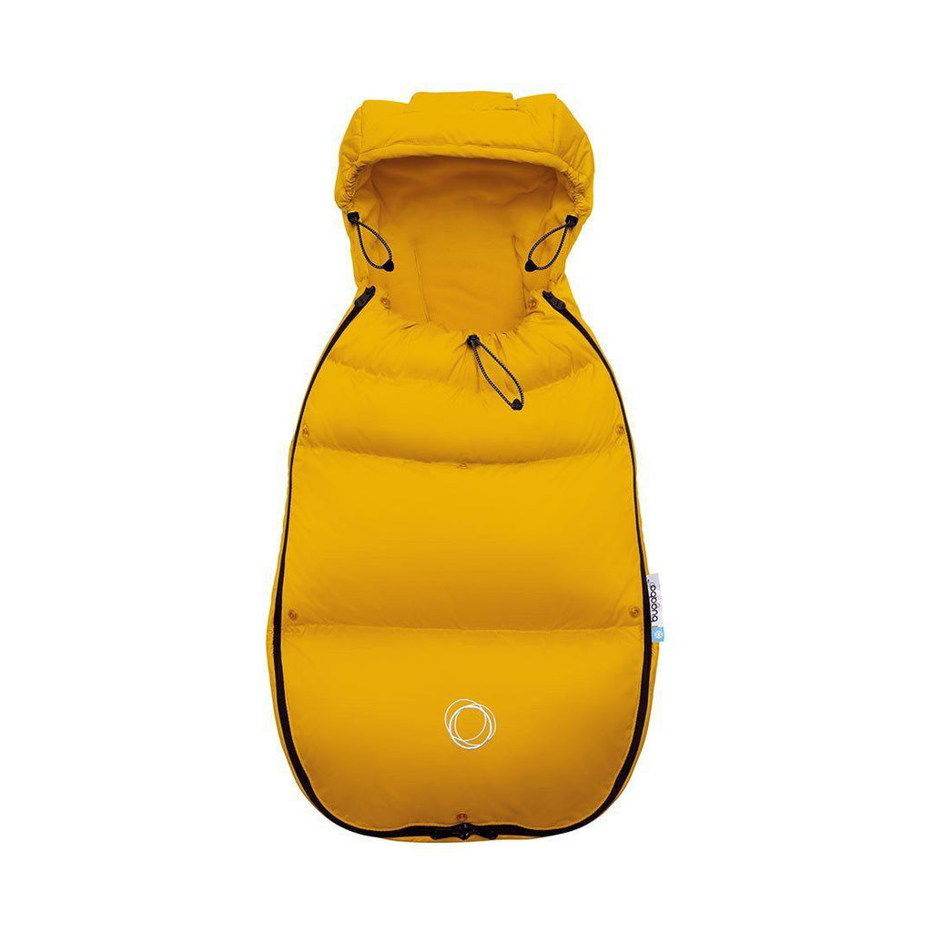 Bugaboo High Performance Footmuff - Sunrise Yellow-Footmuffs- Natural Baby Shower
