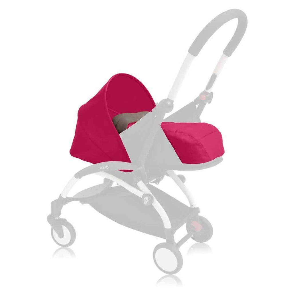 Car Seat & Stroller Accessories - Babyzen YoYo 0+ Colour Pack - Pink