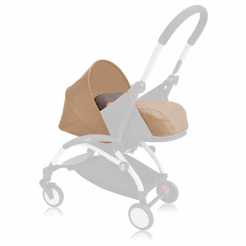 Car Seat & Stroller Accessories - Babyzen YoYo 0+ Colour Pack - Taupe