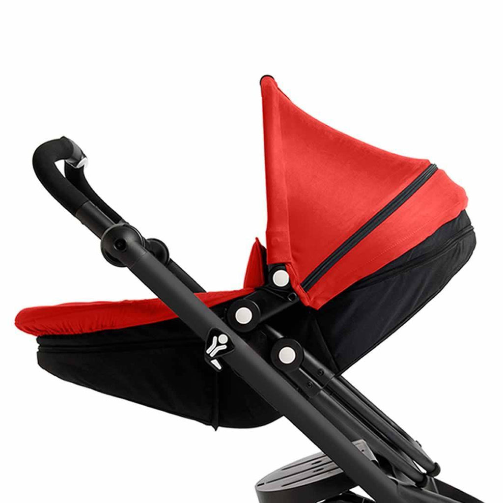 Car Seat & Stroller Accessories - Babyzen Zen Carry Cot Colour Pack - Red