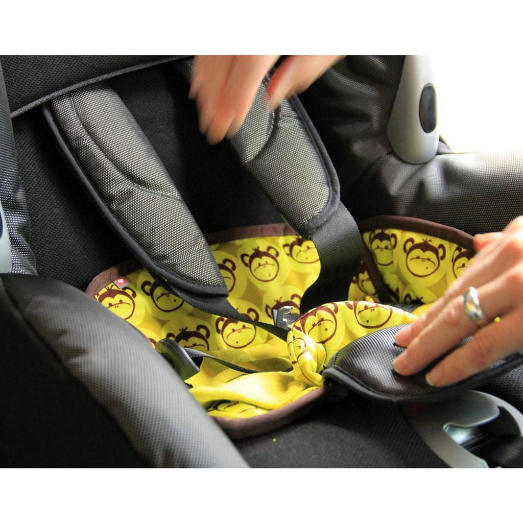 Car Seat & Stroller Accessories - Close Car Seat Protector - Russian Doll